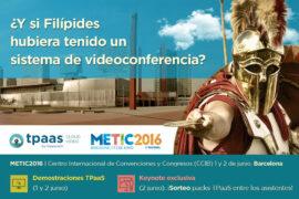 Hipercom, en METIC2016.